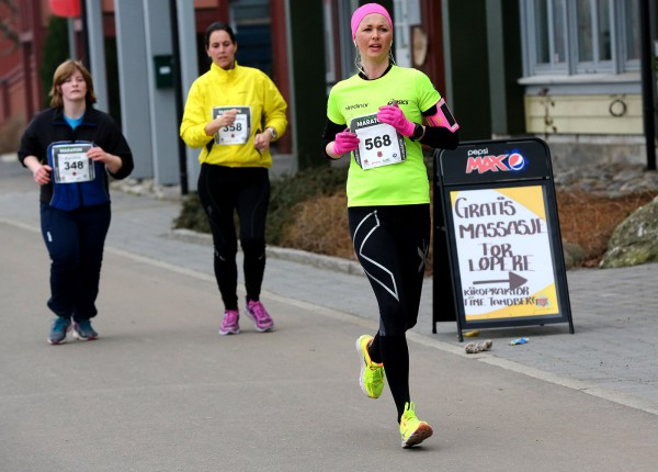 Holmestrand-Maraton-Kathrine-Haukom