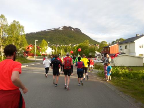 Evjeveien - Tromsdalen