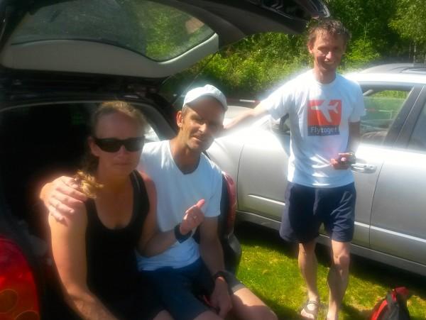 Rømskog 2015 Wigaard familien