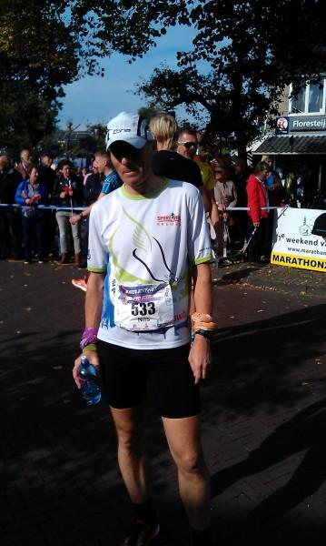 Jeg er klar for en herlig løpsopplevelse :-)