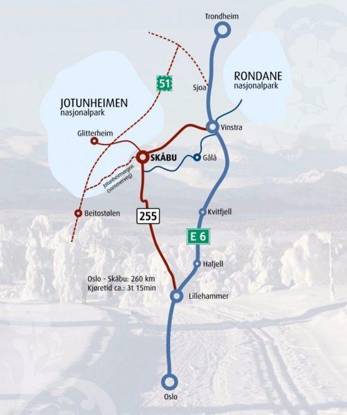 Vil Du Oppleve Skabu Fjellmaraton Og Jotunheimvegen Ultra 2020