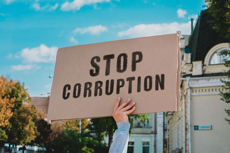 10 actions to fight corruption