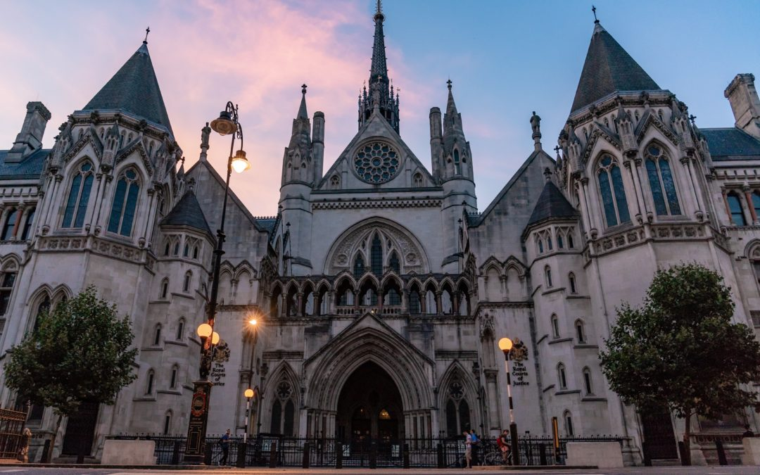 Courts, Covid and Open Justice: A Timeline