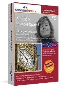 Englisch Komplett Sprachpaket