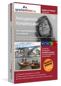 Portugiesisch Sprachpaket