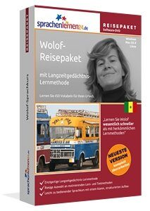 Wolof Sprachpaket