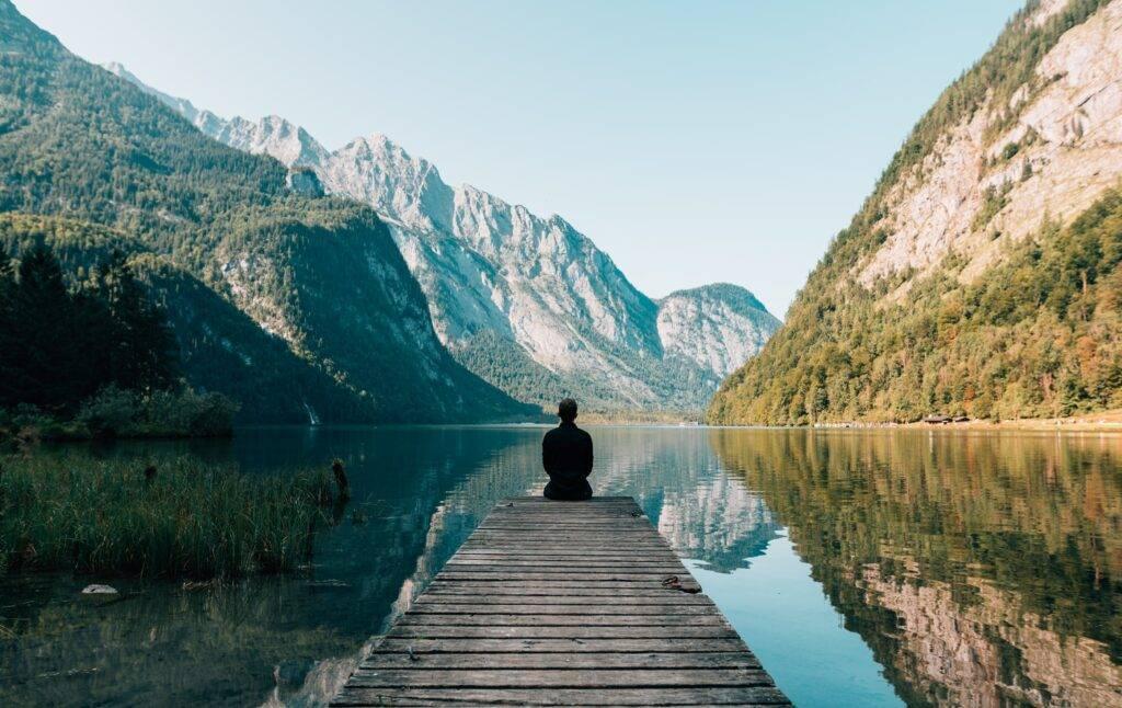 Mindfulness - Be present, enjoy the moment.