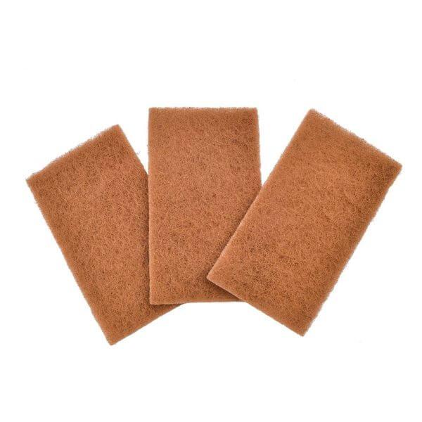 Three Walnut Scourer pads