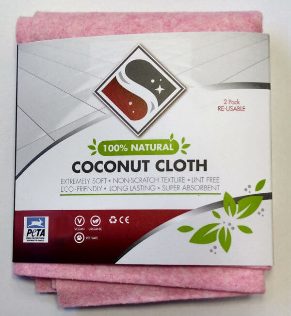 coconut cloth 2 pack front