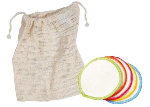Organic Cotton Make Up Remover Pads