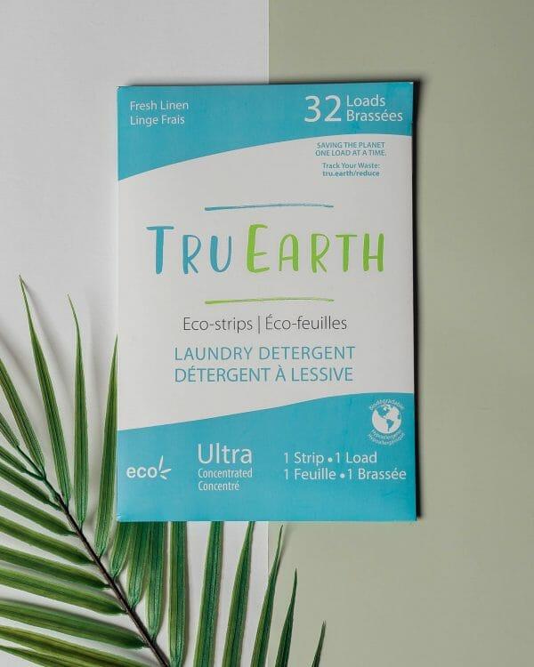 tru earth laundry strips