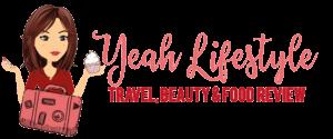 yeah lifestyle blog logo