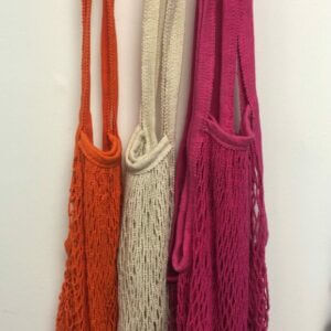 Bright string bags
