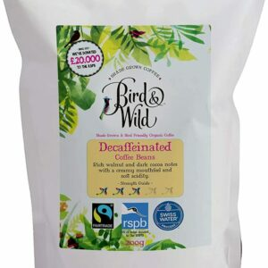 Bird and Wild Decaff Coffee Beans