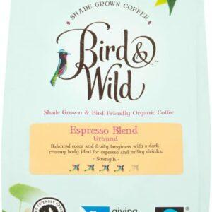 Bird and Wild Espresso Dark Roast 200g