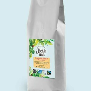 Bird and Wild Espresso Strength 4 Whole Bean