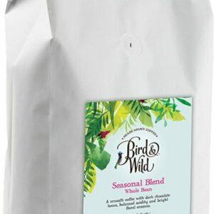 Bird and Wild Seasonal Medium Blend Whole bean 500g