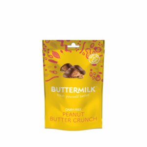 Dairy Free Peanut butter crunch