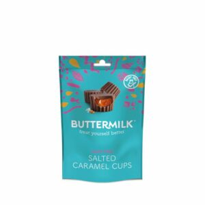 Dairy Free Salted Caramel Cups