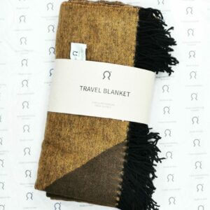 Recycled Cotton Travel Blanket