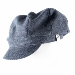 Recycled Denim Hat - Adult