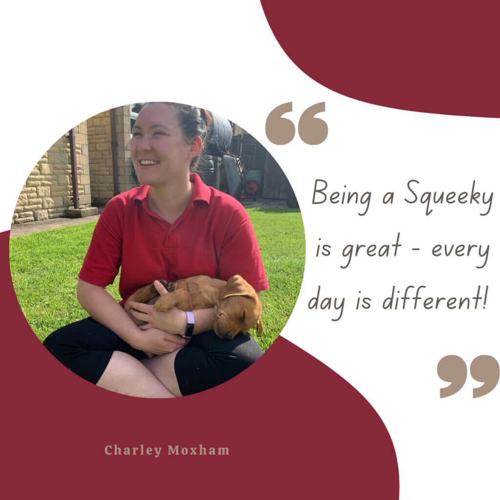 Charley M quotation