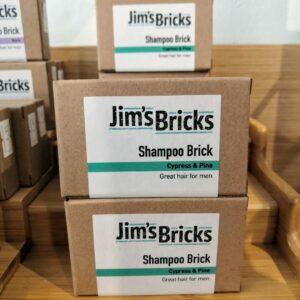 Cypress and Pine Shampoo Bricks