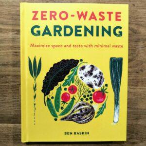 Zero-waste gardening book
