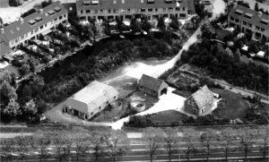 SSVP oude luchtfoto