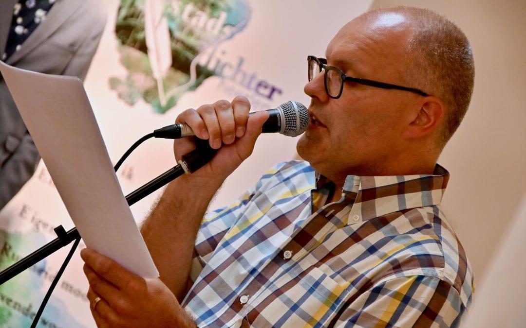 Jan Widdershoven - Stadsdichter Heerlen