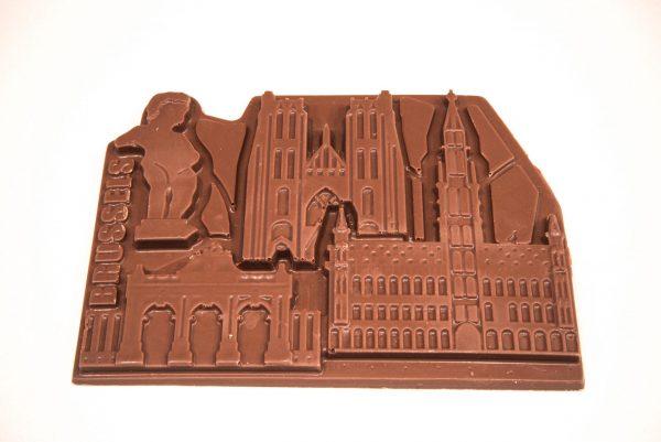 Brussel in chocolade