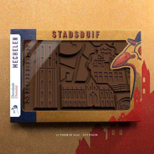 Mechelen in Chocolade