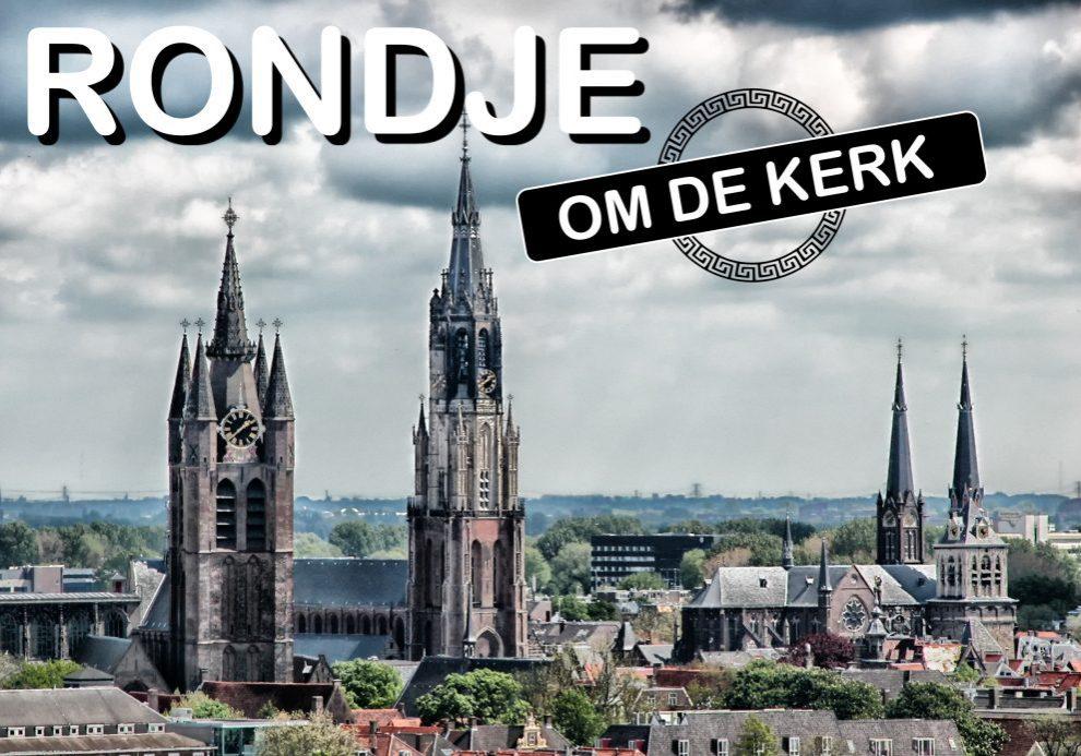 Wandeling kerken Delft