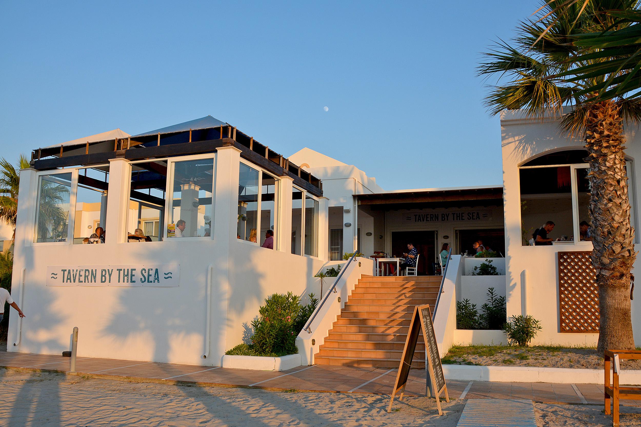 Tavern by the sea kos