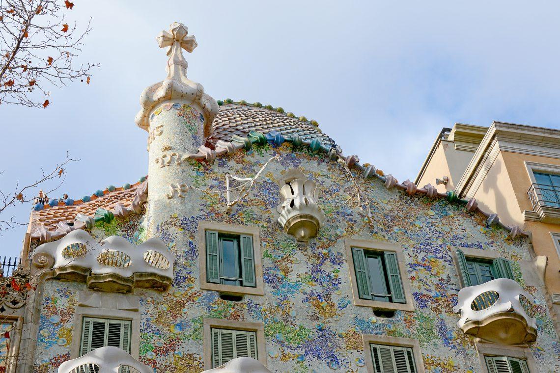 Casa Battlo Barcelona