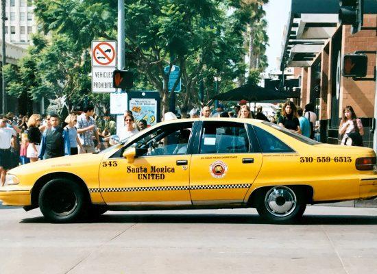 Taxi Santa Monica