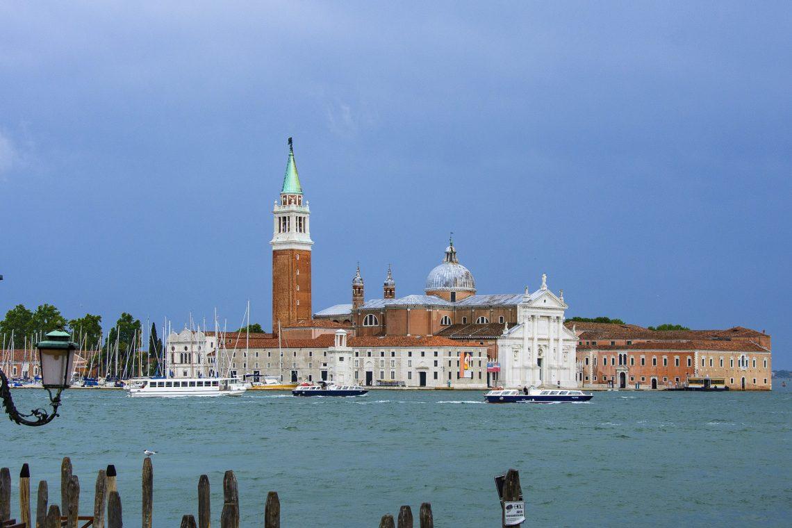 San Giorgio Maggiore Venedig Italien