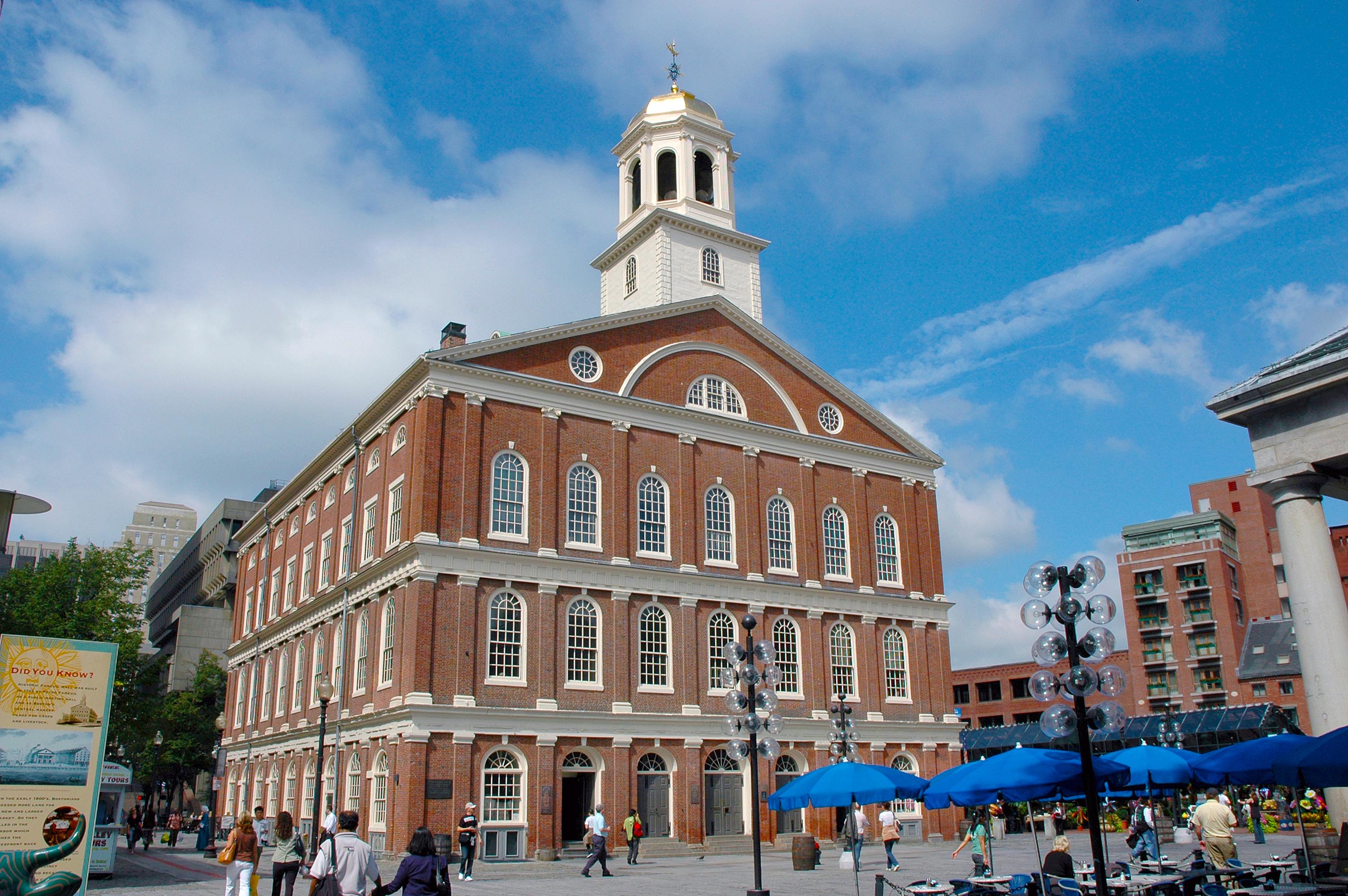 Åtta favoritplatser i USA Boston