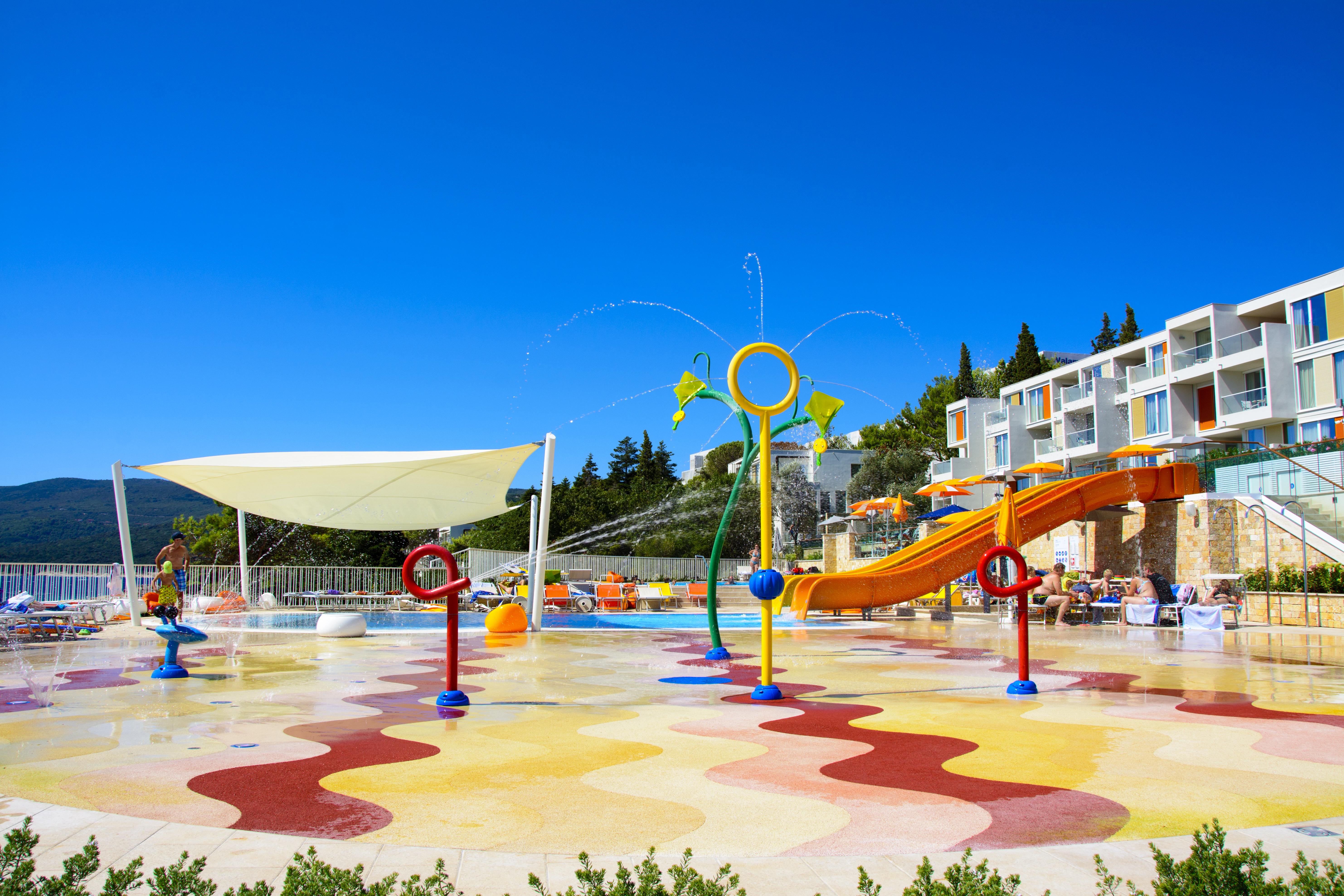 splash park girandella rabac
