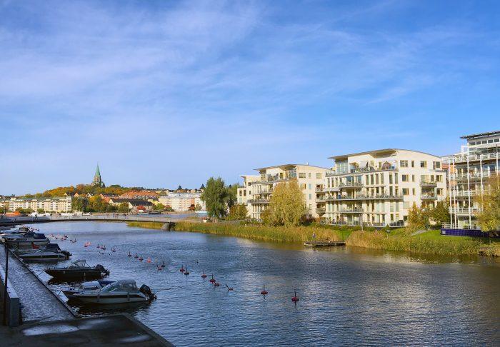hammarby sjöstad sickla kanal