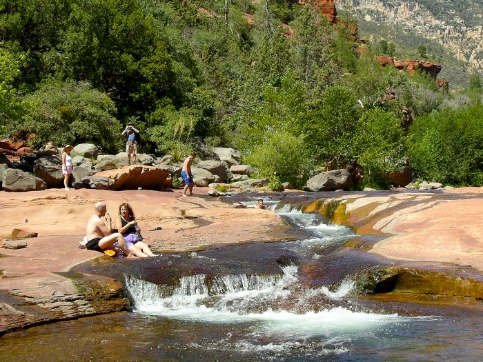 slide rock state park sedona 3