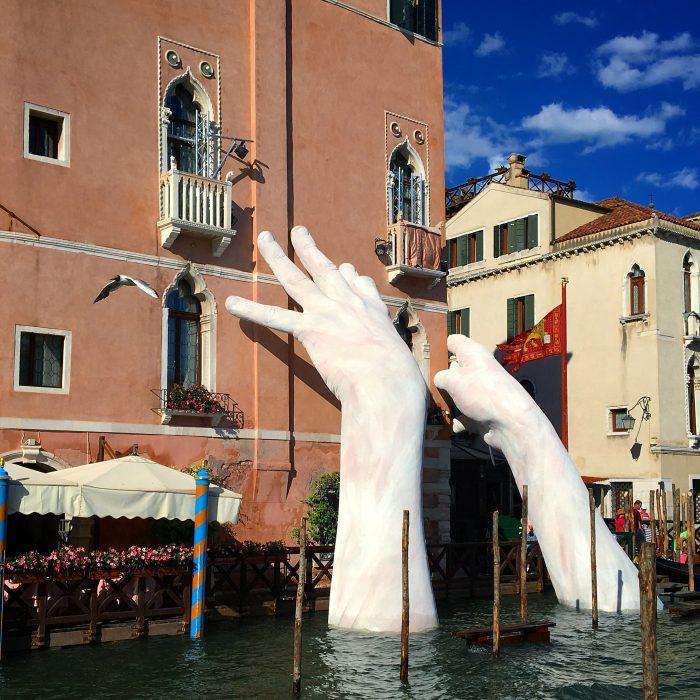 Mina nio mest gillade bilder på Instagram 2017 Venedig