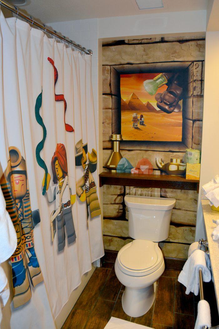 legoland hotel carlsbad badrum