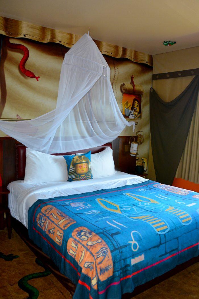 legoland hotel carlsbad säng