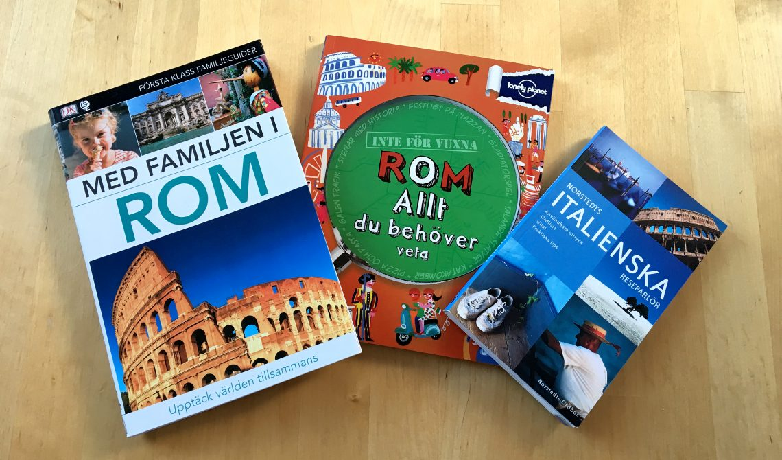 Rom guideböcker