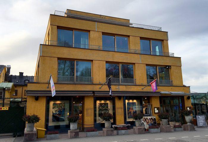 ABBA The Museum och Pop House Hotel.