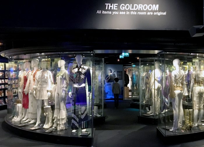 goldroom abba the museum