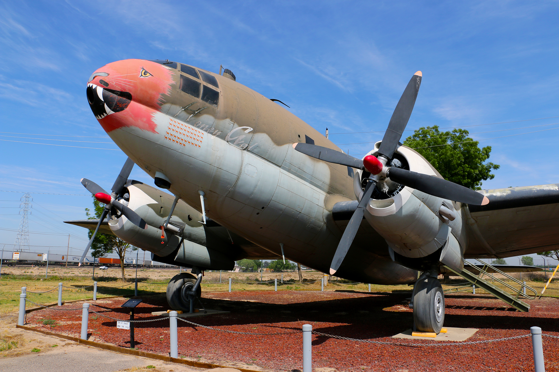 Curtiss C-46D Commando