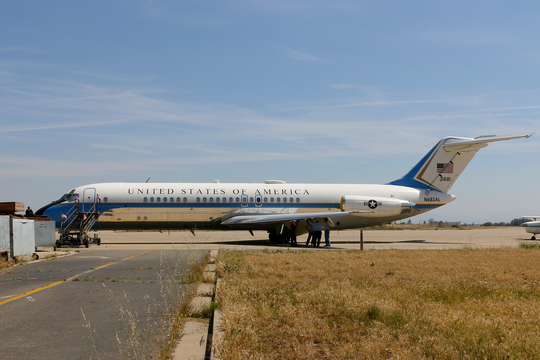 McDonnell Douglas VC-9C Presidential Transport