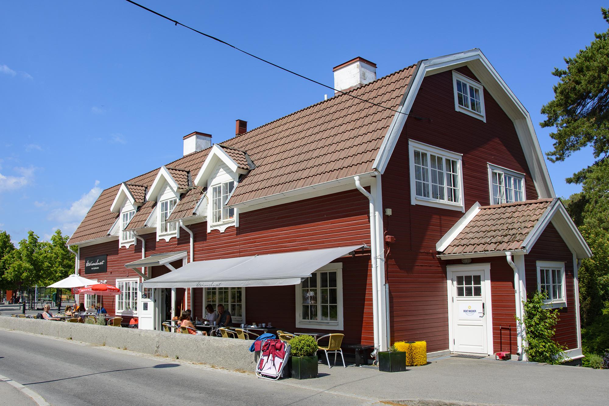 stationshuset saltsjöbaden